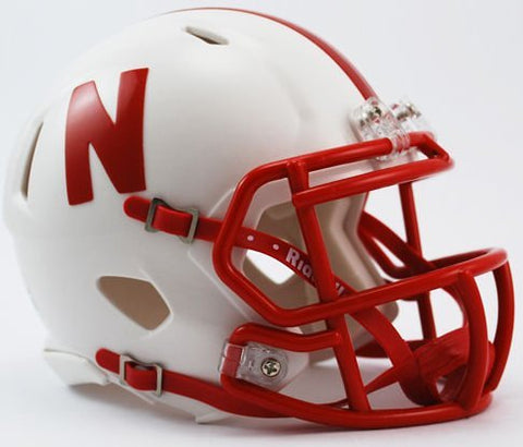 Riddell Nebraska Cornhuskers Speed Mini Helmet