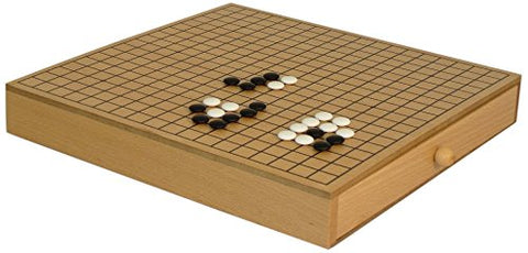 Wood Travel Go Board Game