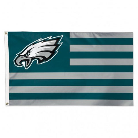 WinCraft NFL Philadelphia Eagles Flag3'x5' Flag, Team Colors, One Size