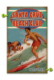 Beach Club Surfers Wood 28x48