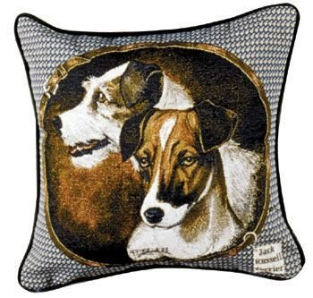 Simply Jack Russell Pillow