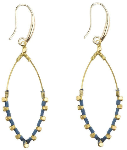 Earrings: Jane Oceana - Marquet