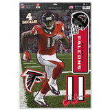 "Wincraft NFL 11""x17"" Multi-Use Decal Sheet"