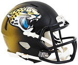 Riddell Mini Football Helmet NFL Speed Jacksonville Jaguars