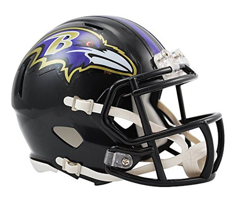 Riddell Baltimore Ravens Speed Mini Football Helmet