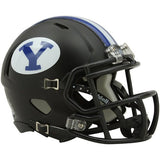 Riddell NCAA BYU Cougars Helmet Mini Speed, One Size, Team Colors