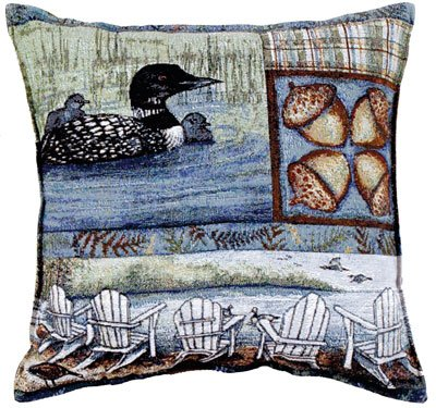 Simply Home Fern Cove Sampler - Pillow (PTP880)