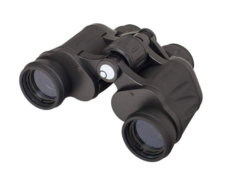 Levenhuk Atom Binoculars with Fully Coated BK-7 Glass Optics for True-to-Life Images in Natural Colors