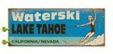 Waterski Metal 17x44