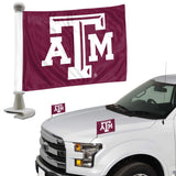 ProMark NCAA Texas A&M Aggies Flag Set 2-Piece Ambassador Style, Team Color, One Size