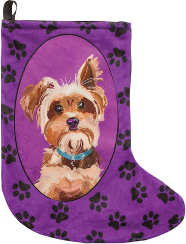 Bandit Throw Yorkshire Terrier MCO 9 Each