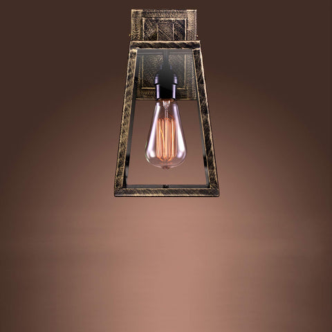 ArtFuzz Levina Wall Light with Bulb