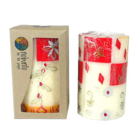 Nobunto Candle - Single in Box - Fair Trade