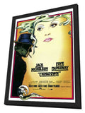Chinatown 11 x 17 Poster - Foreign - Style A - in Deluxe Wood Frame