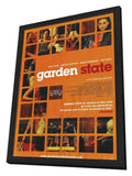 Garden State 11 x 17 Movie Poster - French Style A - in Deluxe Wood Frame