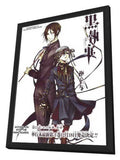 Kuroshitsuji: Phantom & Ghost 11 x 17 Movie Poster - German Style A - in Deluxe Wood Frame
