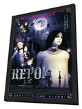 Repo! The Genetic Opera 11 x 17 Movie Poster - Japanese Style A - in Deluxe Wood Frame