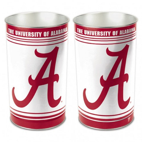 Alabama WinCraft NCAA Wastebasket