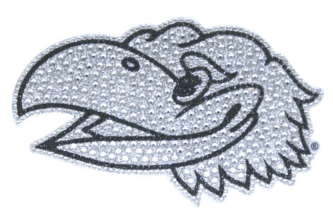 NCAA Kansas Bling Emblem, One Size, One Color
