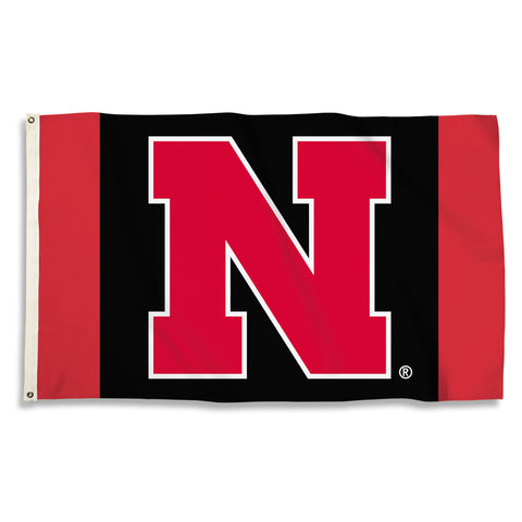 NCAA Nebraska Cornhuskers 2-Sided 3 X 5 Foot Flag with Grommets