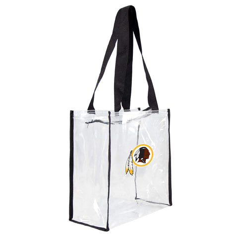 Littlearth NFL Green Bay Packers Clear Square Stadium Tote
