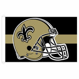 NFL New Orleans Saints 3-by-5 foot Flag