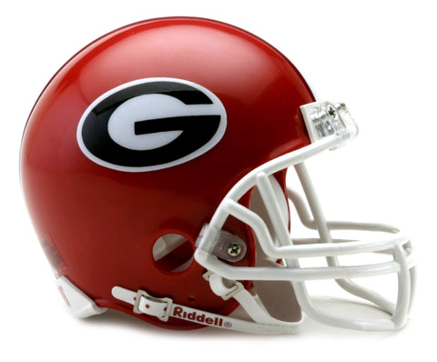 Riddell Georgia Bulldogs Replica Mini Helmet