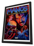 'Manos' the Hands of Fate 27 x 40 Movie Poster - Style A - in Deluxe Wood Frame