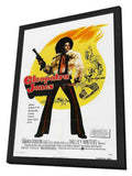 Cleopatra Jones 27 x 40 Movie Poster - Style B - in Deluxe Wood Frame