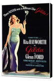 Gilda 11 x 17 Movie Poster - Style A - Museum Wrapped Canvas