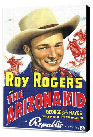 The Arizona Kid 11 x 17 Movie Poster - Style A - Museum Wrapped Canvas