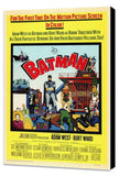 Batman  11 x 17 Movie Poster - Style A - Museum Wrapped Canvas