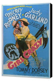 Girl Crazy 11 x 17 Movie Poster - Style A - Museum Wrapped Canvas