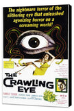 The Crawling Eye 11 x 17 Movie Poster - Style A - Museum Wrapped Canvas
