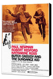 Butch Cassidy and the Sundance Kid 11 x 17 Movie Poster - Style A - Museum Wrapped Canvas