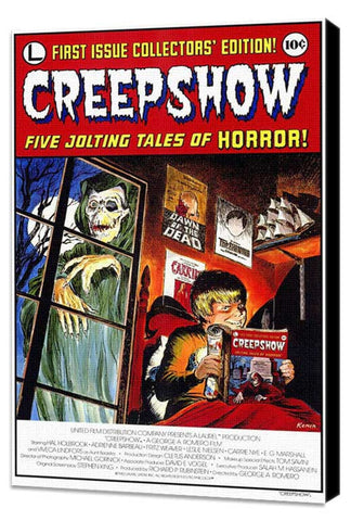 Creepshow 11 x 17 Movie Poster - Style A - Museum Wrapped Canvas