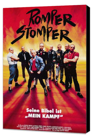 Romper Stomper 11 x 17 Movie Poster - Style A - Museum Wrapped Canvas