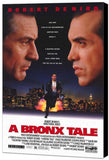 A Bronx Tale 11 x 17 Movie Poster - Style A - Museum Wrapped Canvas