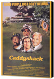 Caddyshack 11 x 17 Movie Poster - Style A - Museum Wrapped Canvas