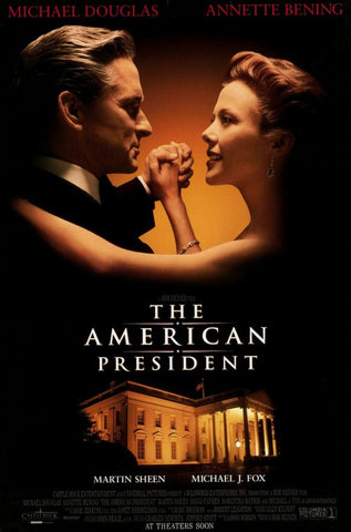 The American President 11 x 17 Movie Poster - Style A - Museum Wrapped Canvas