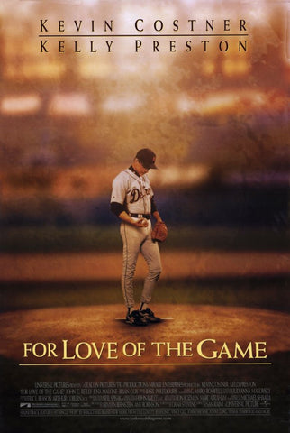 For Love of the Game 11 x 17 Movie Poster - Style A - Museum Wrapped Canvas