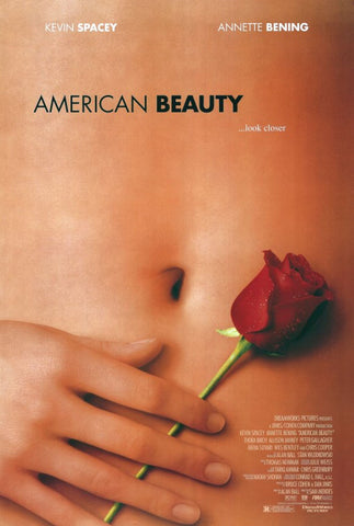 American Beauty 11 x 17 Movie Poster - Style A - Museum Wrapped Canvas