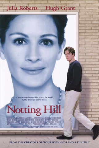 Notting Hill 11 x 17 Movie Poster - Style A - Museum Wrapped Canvas