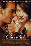 Chocolat 11 x 17 Movie Poster - Style A - Museum Wrapped Canvas