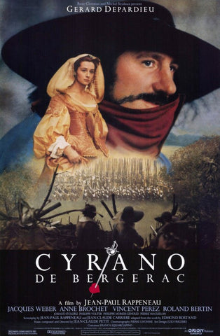 Cyrano de Bergerac 11 x 17 Movie Poster - Style A - Museum Wrapped Canvas