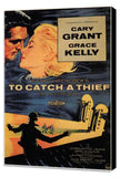 To Catch a Thief 11 x 17 Movie Poster - Style A - Museum Wrapped Canvas