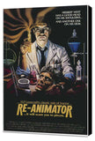Re-Animator 11 x 17 Movie Poster - Style B - Museum Wrapped Canvas