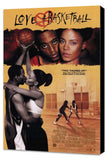 Love and Basketball 11 x 17 Movie Poster - Style C - Museum Wrapped Canvas
