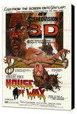 House of Wax 11 x 17 Movie Poster - Style B - Museum Wrapped Canvas