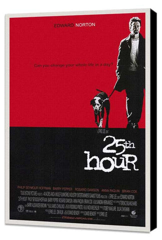 25th Hour 27 x 40 Movie Poster - Style A - Museum Wrapped Canvas